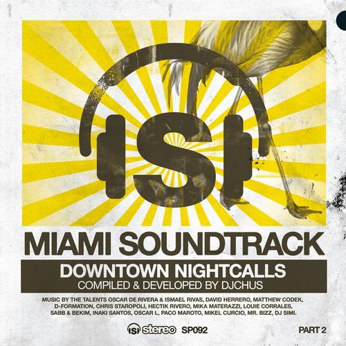 Album Art - Miami Soundtrack Part 2 - Downtown Nightcalls