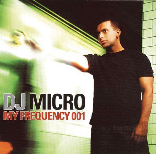 Album Art - My Frequency 001 (Continuous DJ Mix By DJ Micro)