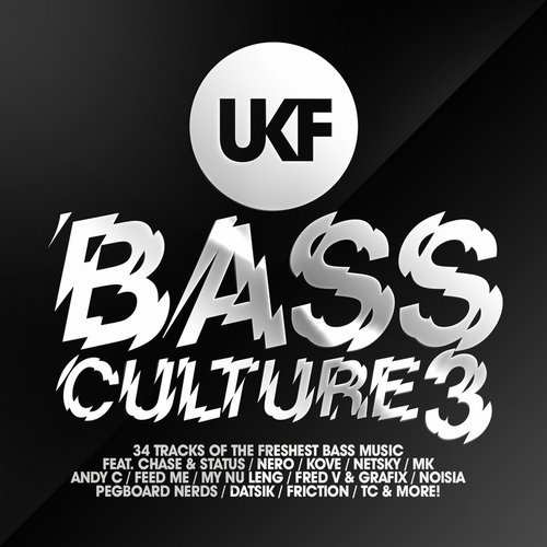 Album Art - UKF Bass Culture 3