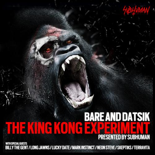 Album Art - The King Kong Experiment