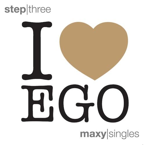 Album Art - I Love Ego (Step Three)