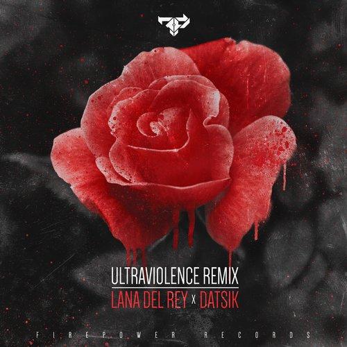 Album Art - Ultraviolence (Datsik Remix)