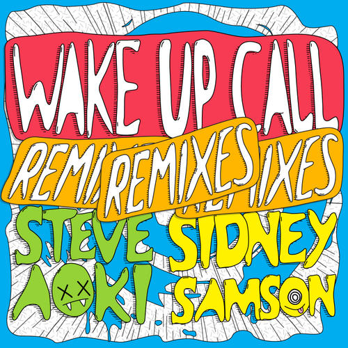 Album Art - Wake Up Call Remixes