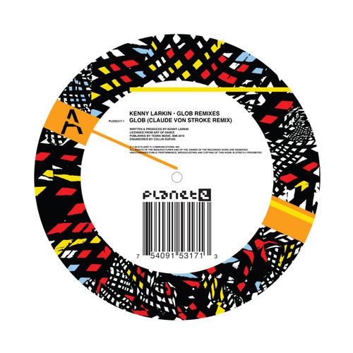 Album Art - Glob - Remixes
