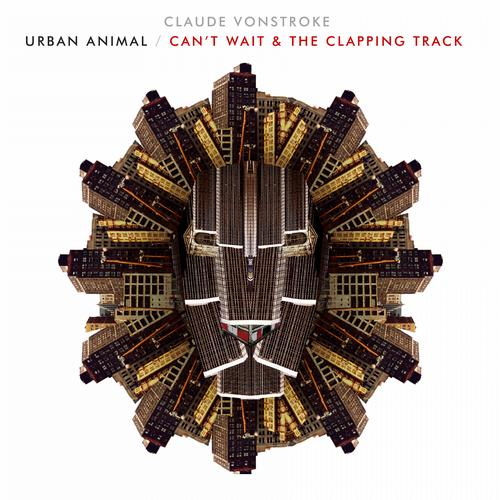 Album Art - Can't Wait / The Clapping Track