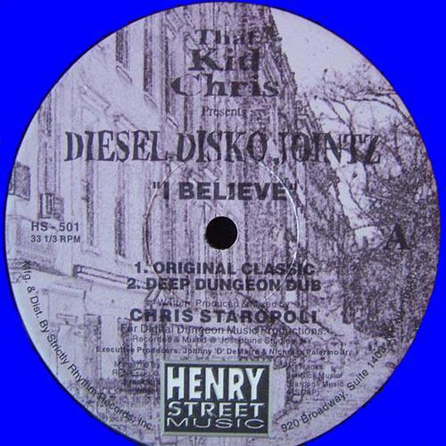 Album Art - That Kid Chris presents Diesel Disko Jointz REMASTERED