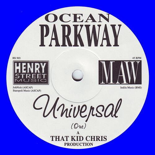 Album Art - Ocean Parkway REMASTERED