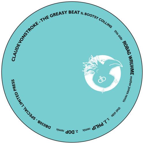 Album Art - The Greasy Beat Remixes