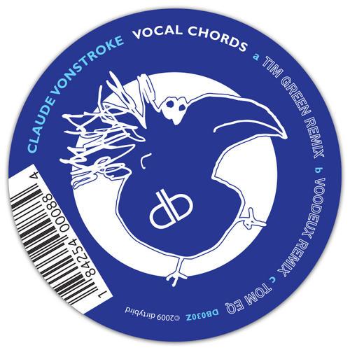 Album Art - Vocal Chords Remixes