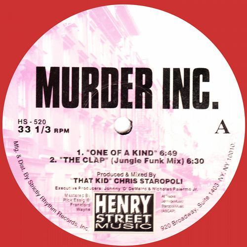 Album Art - Murder Inc. (REMASTERED)