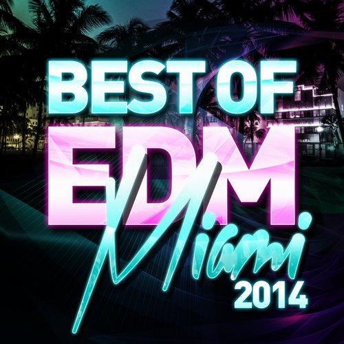 Album Art - Best Of EDM - Miami 2014