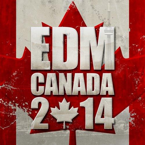 Album Art - EDM Canada 2014