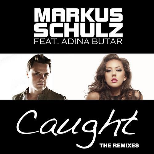 Album Art - Caught - The Remixes
