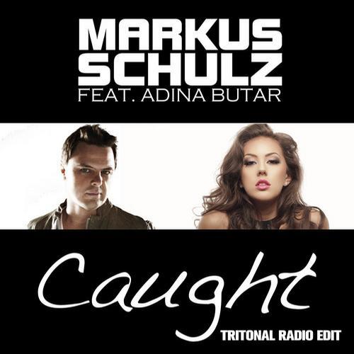 Album Art - Caught - Tritonal Radio Edit