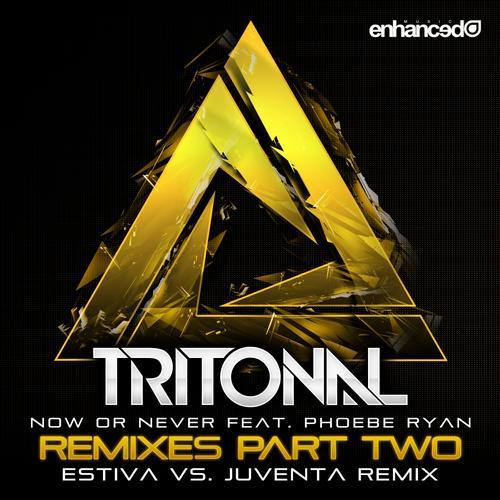 Album Art - Now Or Never (Remixes Pt. 2)