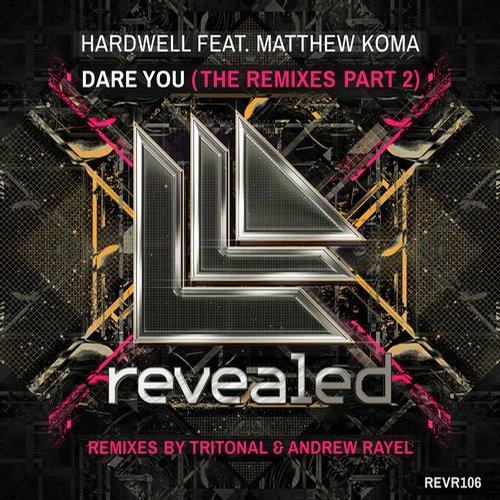 Album Art - Dare You - The Remixes Part 2
