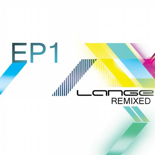 Album Art - Lange Remixed EP1