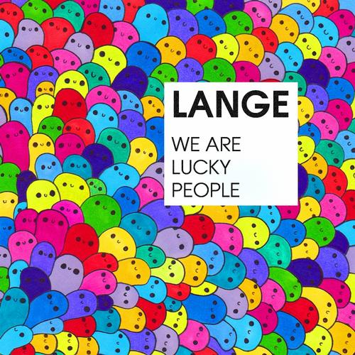 Album Art - We Are Lucky People