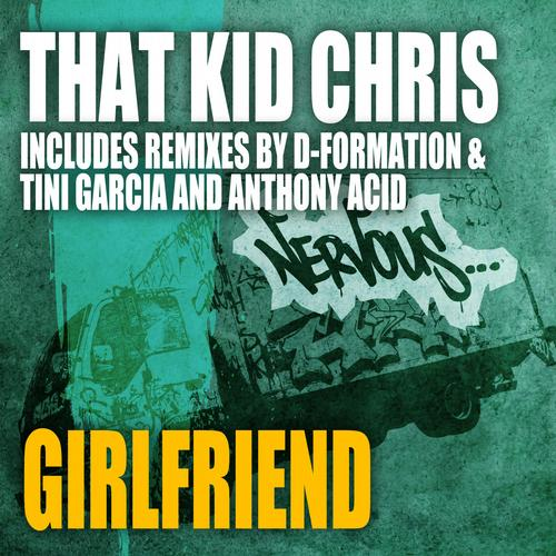 Album Art - Girlfriend