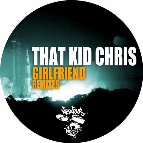 Album Art - Girlfriend - Remixes