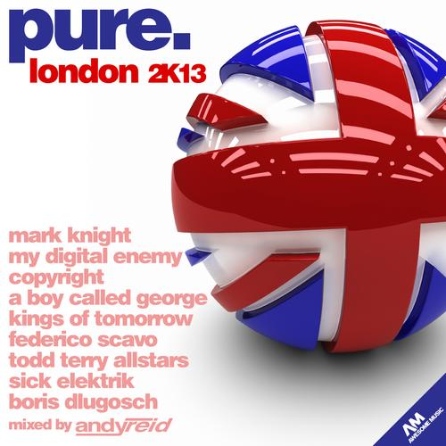 Album Art - Pure. London 2K13