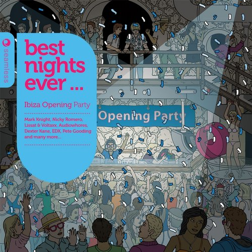 Album Art - Best Nights Ever - Ibiza Opening Party