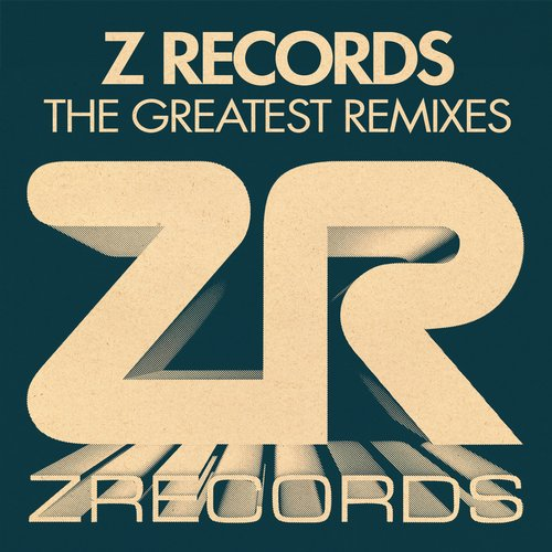 Album Art - Z Records - The Greatest Remixes