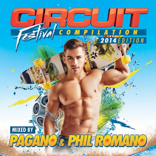 Album Art - Circuit Festival Compilation 2014
