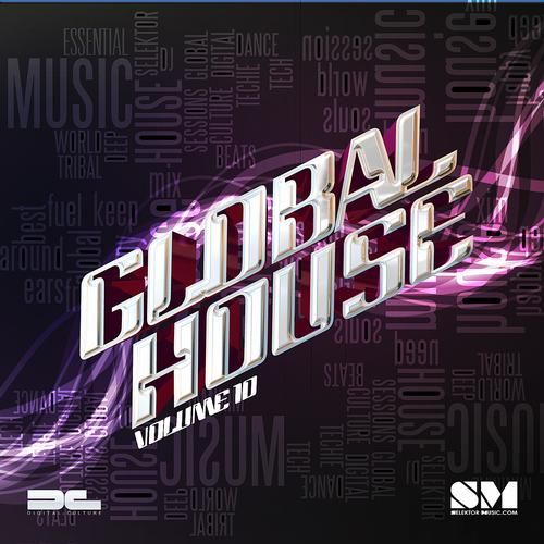 Album Art - Global House 10