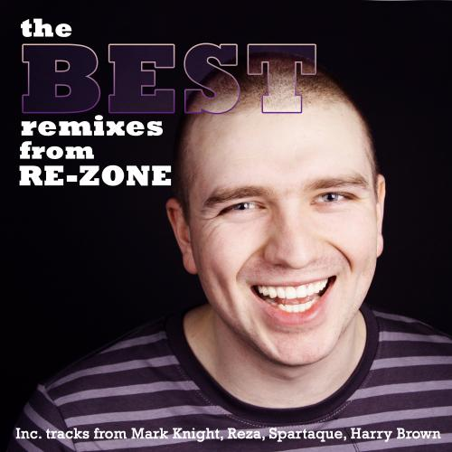 Album Art - The Best Remixes From Re-Zone (Part 1)