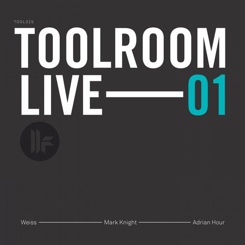 Album Art - Toolroom Live 01