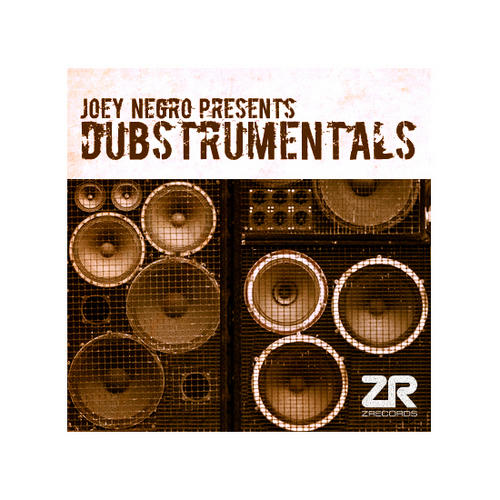 Album Art - Joey Negro Presents Dubstrumentals