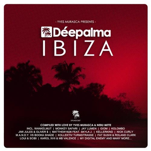 Deepalma Ibiza (Compiled by Yves Murasca & Nebu Mitte) Album Art