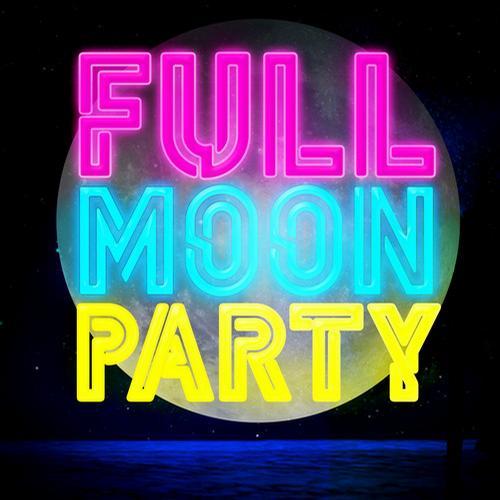 Album Art - Full Moon Party