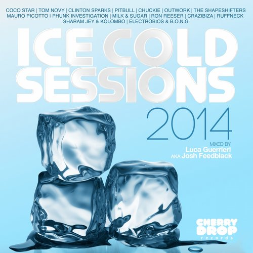 Album Art - Ice Cold Sessions 2014 Mixed By Luca Guerrieri aka Josh Feedblack