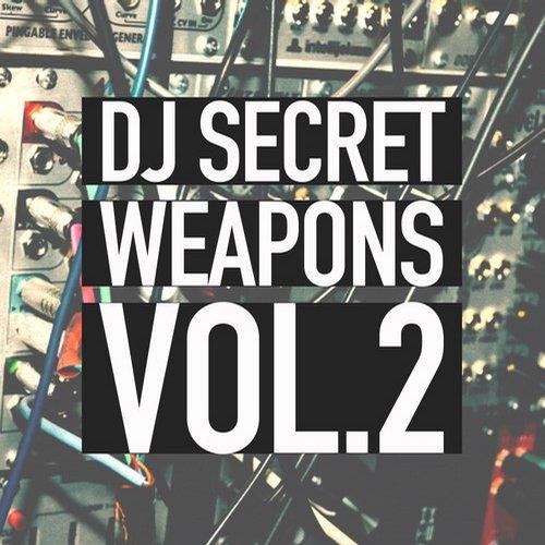 Album Art - DJ Secret Weapons Vol 2