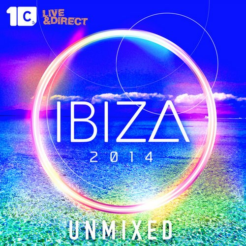 Album Art - Ibiza 2014 - Unmixed DJ Version