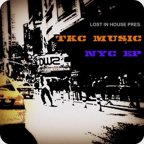 Album Art - TKC Music - NYC EP