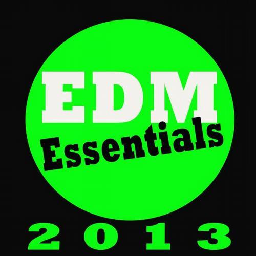 Album Art - Edm Essentials 2013