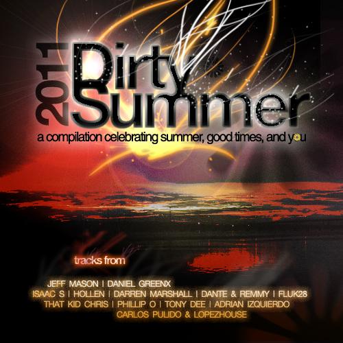 Album Art - Dirty Summer 2011