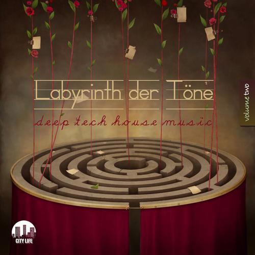 Album Art - Labyrinth der Tone, Vol. 2 - Deep & Tech-House Music