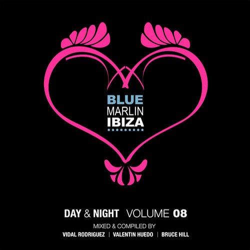 Album Art - Blue Marlin Ibiza 2014 - Mixed by Vidal Rodriguez, Valentin Huedo & Bruce Hill