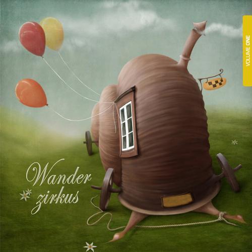 Album Art - Wanderzirkus, Vol. 1