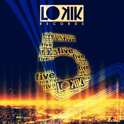 Album Art - Lo Kik Records 5 Years