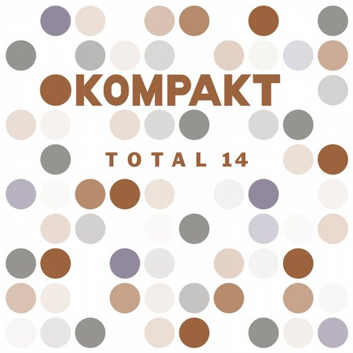 Album Art - Kompakt: Total 14