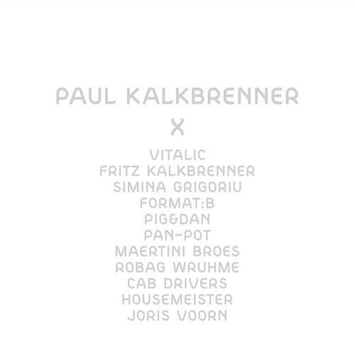 Album Art - X