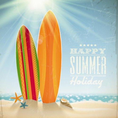 Album Art - Happy Summer Holiday Dance (Sunshine House Grooves)