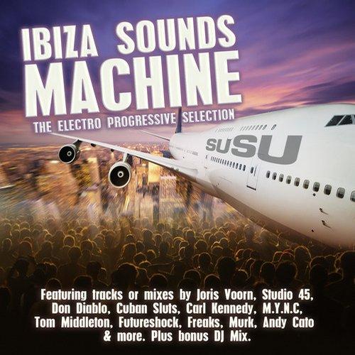 Album Art - suSU - Ibiza Sounds Machine - The Electro Progressive Selection