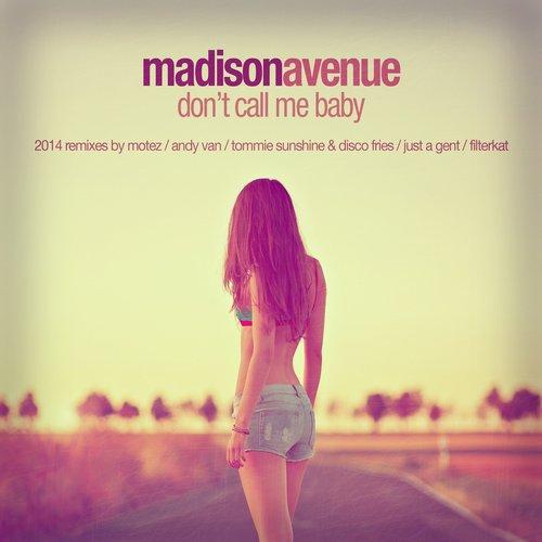 Album Art - Don't Call Me Baby (2014 Remixes)