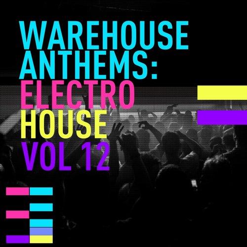 Album Art - Warehouse Anthems: Electro House Vol. 12
